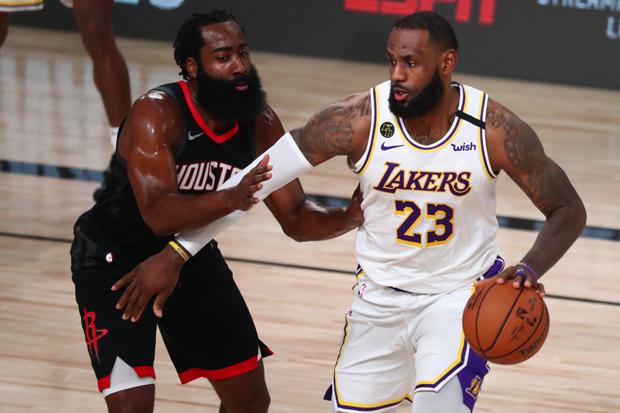 Menanti 10 Tahun, James Kembalikan Kejayaan Lakers