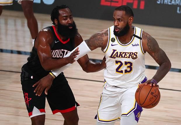 James Beber Kunci Sukses Lakers Kembali ke Final Wilayah