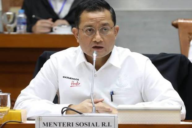 PSBB DKI Diperketat, Mensos: Penambahan Bansos untuk Kelompok Terdampak, Tidak Bisa Diputuskan Mendadak