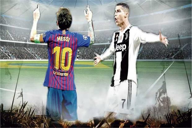 Daftar Gaji Termahal Pesepak Bola di Dunia: Messi Tumbangkan Cristiano Ronaldo