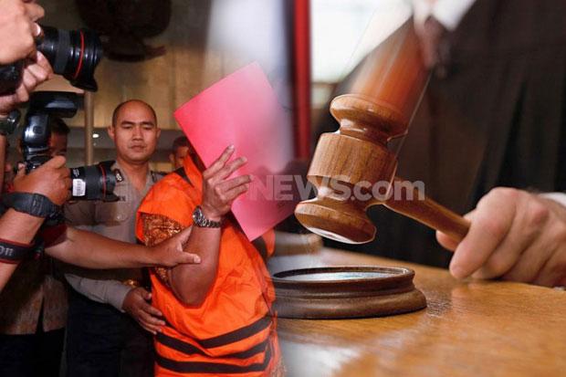 PK Pintu Keluar Terpidana Korupsi