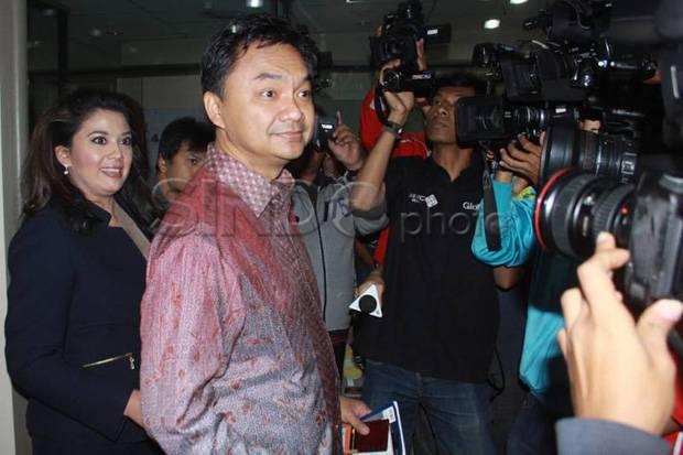 Mantan Dubes Indonesia untuk AS Dino Patti Djalal Dirawat di RSPAD