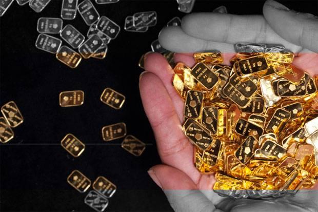 Terungkap! Ternyata RI Banyak Impor Emas dari Hong Kong