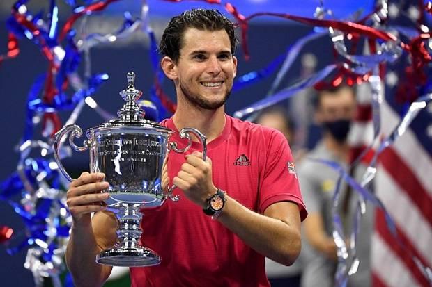 Rafael Nadal Sebut Dominic Thiem Pantas Juara US Open 2020