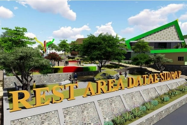 Dinas PMD Sulsel Tingkatkan Potensi BUMdes Melalui Rest Area