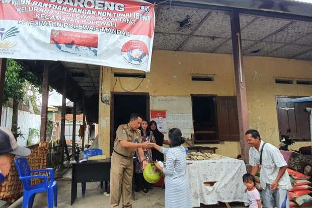 Gandeng E-Warung, Distribusi LPG 3 kg di Polman Diharap Tepat Sasaran