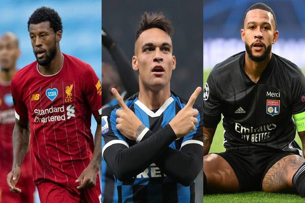 Depay, Martinez, Thiago, Wijnaldum Masuk Target Barcelona, Koeman: Jual Pemain Dulu
