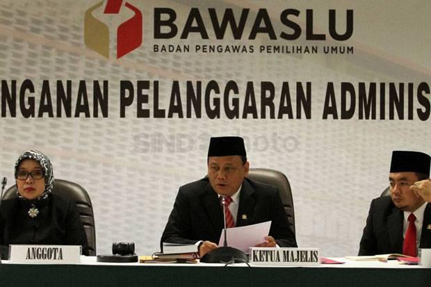 Bawaslu Sebut KPU Wajib Jalankan Rekomendasi Pemberian Sanksi Administratif