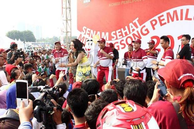 KPU Buka Peluang Tidak Ada Konser Musik di Kampanye Pilkada 2020
