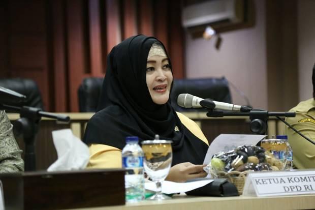 Fahira Idris: Hanya Hakim yang Berhak Tetapkan Status Kejiwaan Pelaku