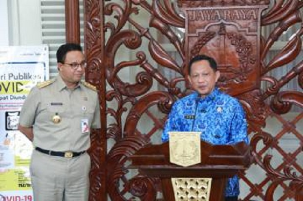 Sekda DKI Jakarta Meninggal, Mendagri Sampaikan Duka Cita