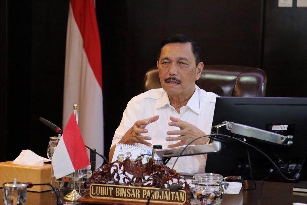 Luhut Sebut Akhir Desember 2020 Indonesia Terima 40 Juta Vaksin Covid-19