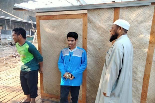Cegah Penularan COVID-19, Indonesia Care Ikuti Terapi Rempah Raja Papua
