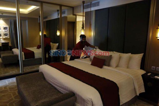 Ratusan Hotel Berebut jadi Tempat Isolasi Pasien Covid-19, PHRI: 3.000 Kamar Itu Sedikit