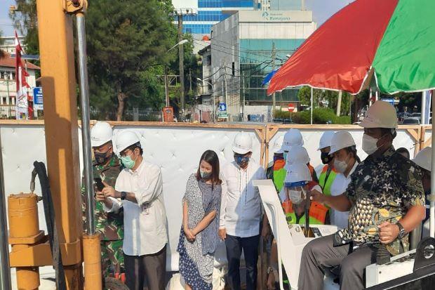 Cakep Nih! Kota Tanpa Kabel Mulai Dibangun di Semarang
