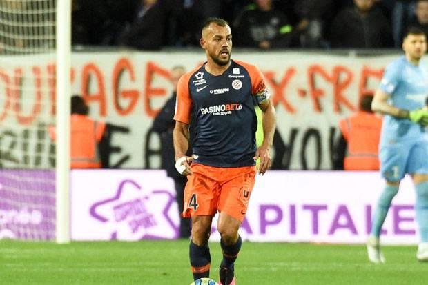 Tertua di Ligue 1 Prancis, Ultah Vitorino Hilton Dirusak Kartu Merah