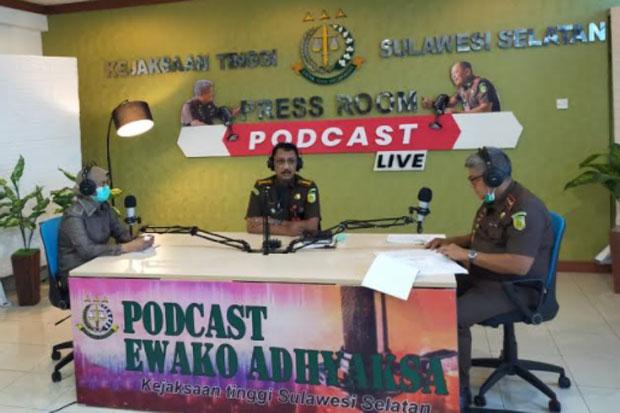 Prof Farida Bahas Penggodokan RUU Kejaksaan di Podcast Kejati Sulsel