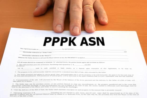 Kena Pajak, Besaran Penghasilan PPPK Bakal Lebih Besar dari PNS