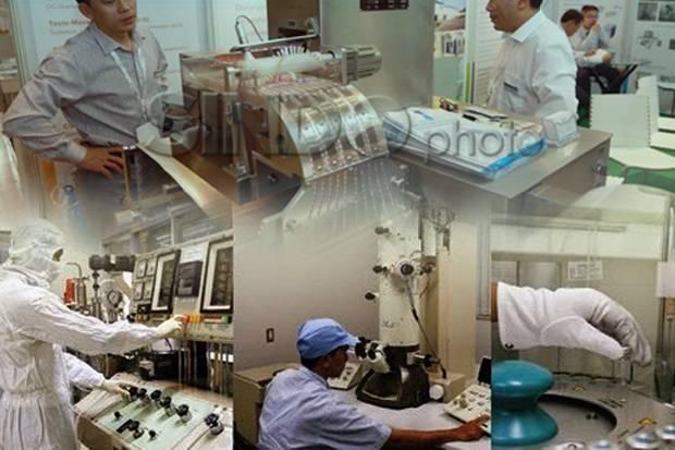 Topang Kesehatan Nasional, Kemenperin Dorong Kemandirian Industri Farmasi