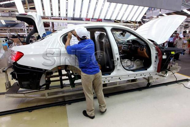 Industri Automotif Nasional Mulai Tumbuh