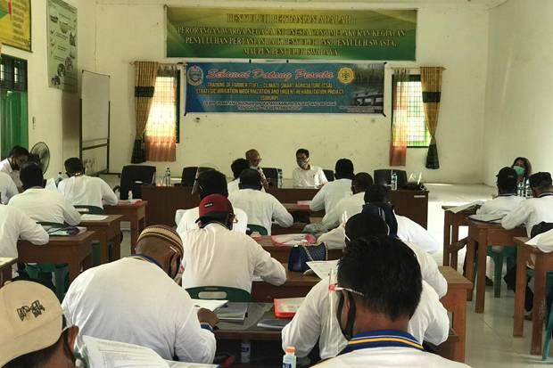 Penguatan BPP Sumut sebagai Pusat Pembelajaran Dilakukan dalam ToF SIMURP