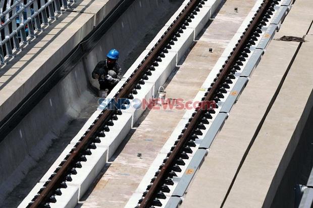Bank Mandiri Guyur Lagi Proyek LRT Jabodebek Rp1,1 Triliun