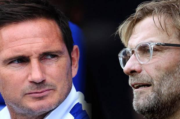 Apakah Drama Perseteruan Lampard vs Klopp Berakhir di Stamford Bridge?