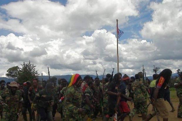 1 Tentara Gugur saat Kontak Tembak dengan OPM di Pos Koramil Intan Jaya Papua