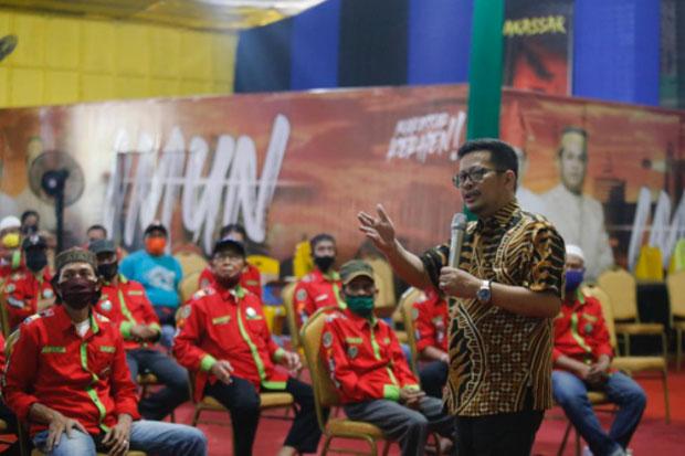 Apresiasi Program Irman-Zunnun, Ratusan Ketua RT Jadi Relawan Pemenangan
