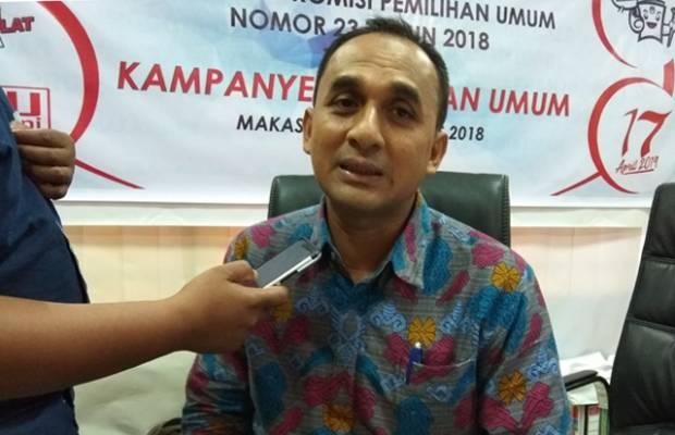 Positif COVID-19, Ketua KPU Sulsel Faisal Amir Dirawat Bersama Istrinya