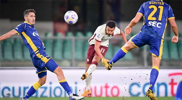 AS Roma Diimbangi Verona di Awal Musim, Fonseca Kecewa