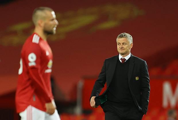 Solskjaer Sebut Manchester United Pantas Kalah dari Palace