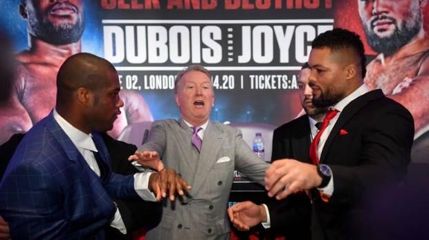 Kepanikan Daniel Dubois Tanda Kejatuhan Mike Tyson Baru