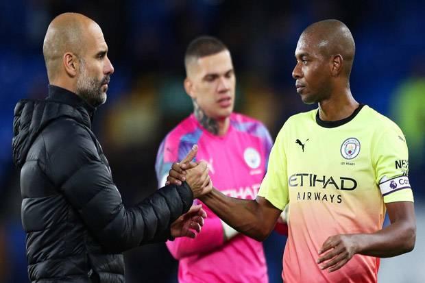 Menangi Suara Terbanyak, Fernandinho Ditunjuk Jadi Kapten Man City