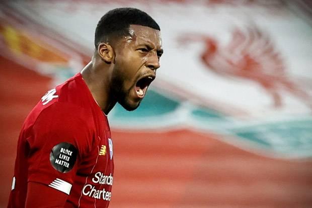 Gini Wijnaldum Diramal Tak Bakal Tinggalkan Liverpool