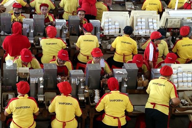 Berdalih Banyak Pekerjakan Warga, Sampoerna Minta agar Kenaikan Cukai Rokok Moderat