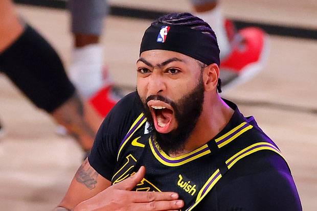 Cetak Tiga Poin di Detik Akhir, Davis Antar Lakers Bungkam Nuggets di Game 2