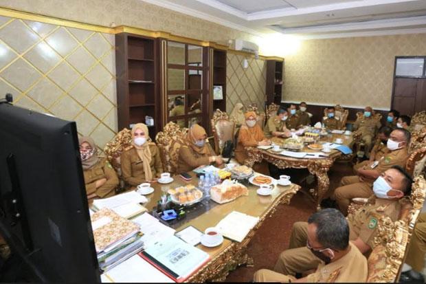 Judas Harap Pandemi Tak Halangi Program dan Pelaporan Keuangan di Palopo
