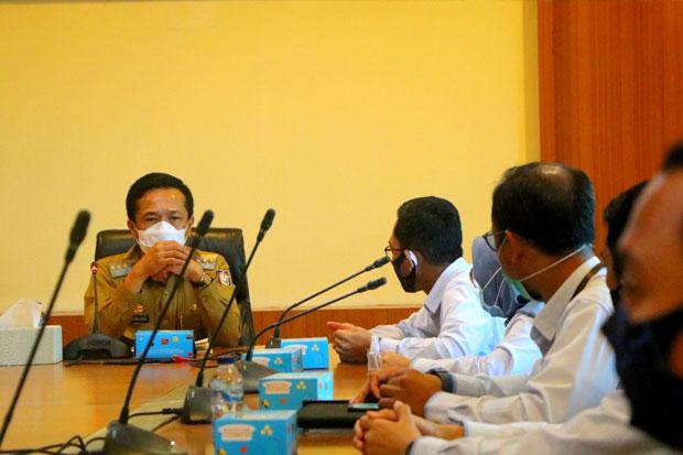 Rudy Ajak PLN Bersinergi Penuhi Kebutuhan Listrik Warga Pulau