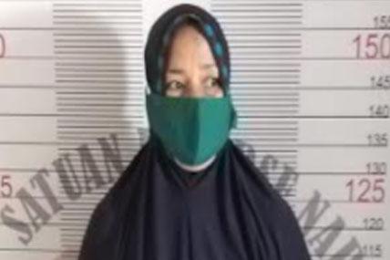 Diduga Jadi Bandar Narkoba, IRT di Luwu TImur Diamankan Polisi