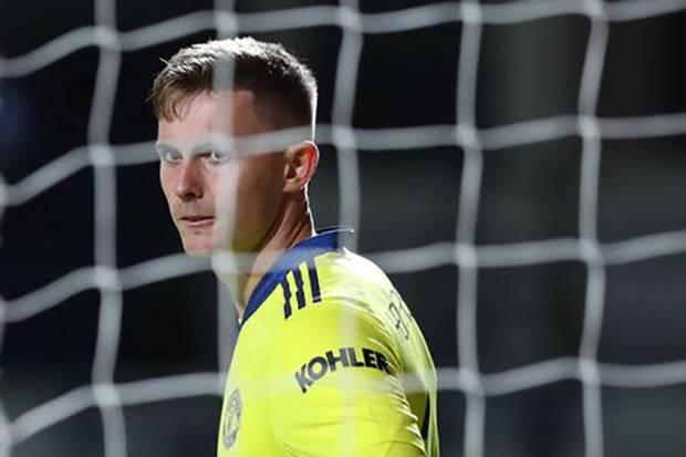Clean Sheet, Dean Henderson Bangga Jalani Debut di Man United