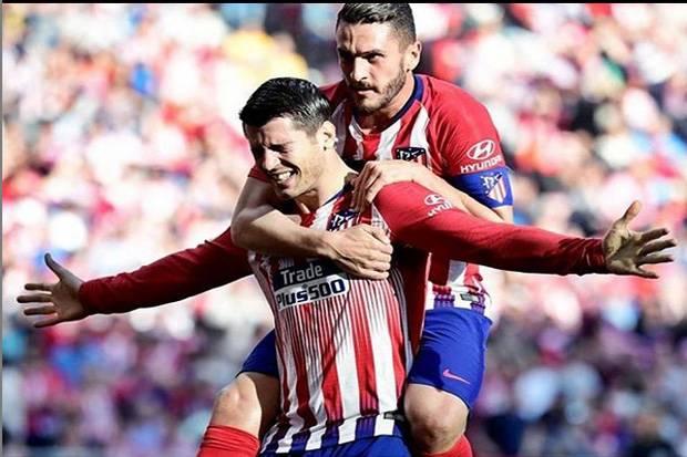 Surat Cinta Alvaro Morata untuk Penggemar Atletico Madrid
