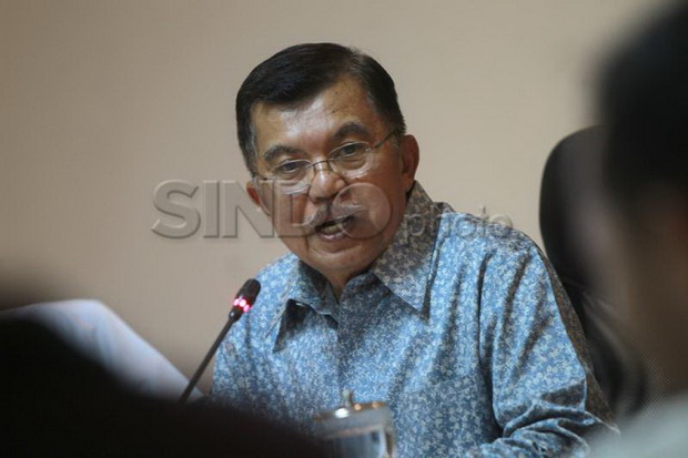 Ditanya Lebih Enak Jadi Wapres Zaman SBY atau Jokowi, JK Bilang Begini