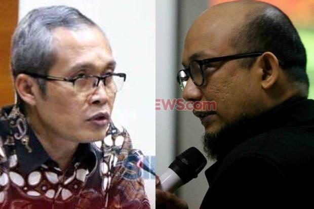 Novel Baswedan-Alexander Marwata Silang Pendapat dalam Sidang Uji UU KPK