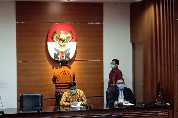 Mantan Kepala Dinas PUPR Lampung Selatan Ditetapkan Tersangka