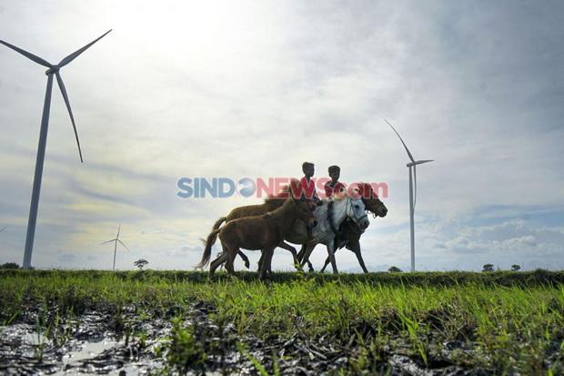 Perpres EBT Dorong Target Pemenuhan Bauran Energi Nasional