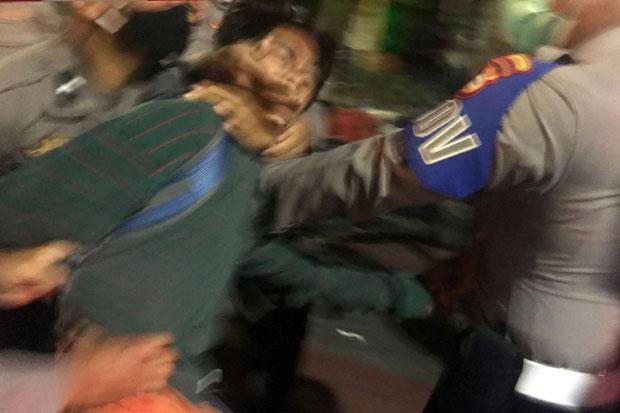 Jurnalis PersMa UINAM Diamankan Polisi saat Liputan Hari Tani Nasional