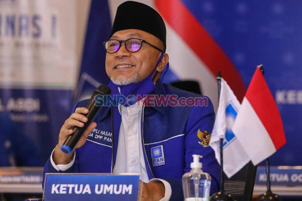 Zulhas Tunjuk Pasha Ungu Jadi Ketua DPP untuk Dongkrak Elektabilitas PAN