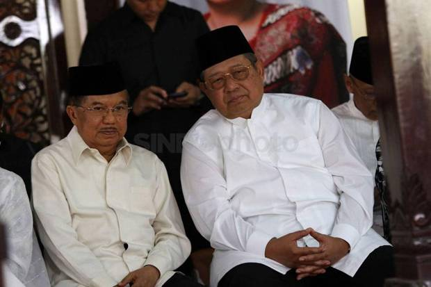 Politikus Hanura Sarankan JK dengan SBY Didudukkan Satu Meja
