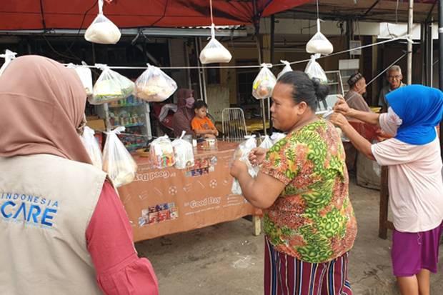 Gerakan Saling Berbagi Indonesia Care Disambut Antusias
